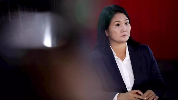 Justicia peruana evaluará pedido de prisión preventiva contra Fujimori