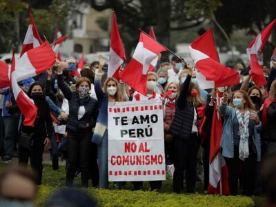 JNE declaró infundados otros diez recursos de nulidad contra las elecciones presidenciales de Perú