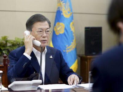 Japón negó haber suspendido un encuentro con Corea del Sur