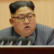 """Kim reconoció una """"tensa"""" situación alimentaria en Corea del Norte"""