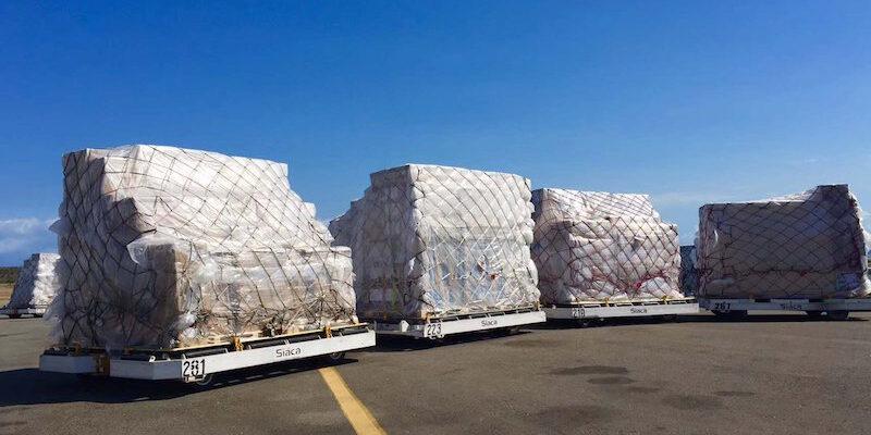 Más de 29 toneladas de medicamentos contra el Covid-19 arribaron a Venezuela