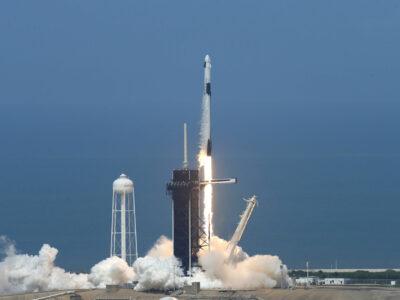 NASA y SpaceX fijaron fecha para su nueva misión tripulada