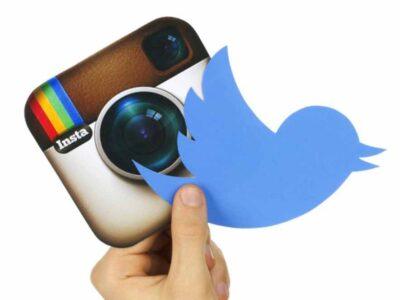 Twitter permite compartir tuits en Instagram