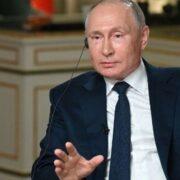 Putin descartó que Rusia esté detrás de una guerra informática contra EE.UU.