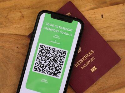 UE finalizó trámites para entrada en vigor del Certificado Digital Covid