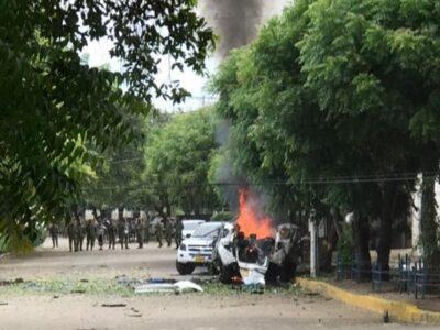 Un atentado con carro bomba dejó 36 heridos en Colombia
