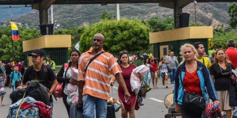 BID pidió más atención para los migrantes venezolanos