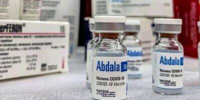 Academia Nacional de Medicina cuestionó la vacuna cubana Abdala