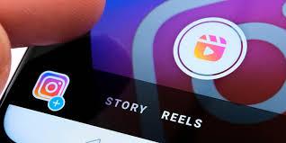 Instagram añadió anuncios a los Reels