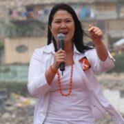 Justicia de Perú denegó reingreso de prisión a Keiko Fujimori