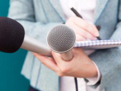 Este domingo se celebra el Día Nacional del Periodista