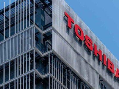 Toshiba inicia la compra de acciones en el marco de un plan de recuperación