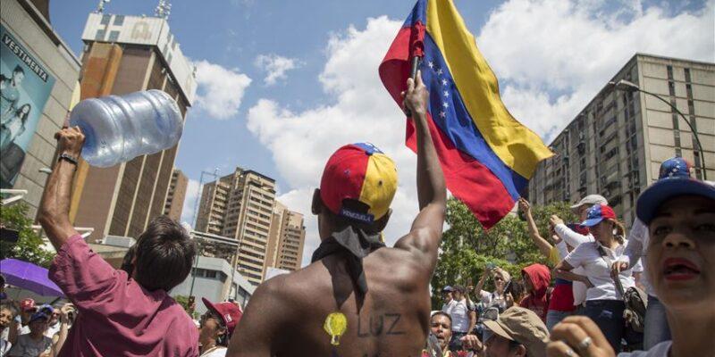 OVCS registró 11 manifestaciones esta semana en el país