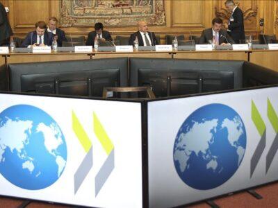 OCDE elevó sus previsiones de crecimiento mundial para 2021