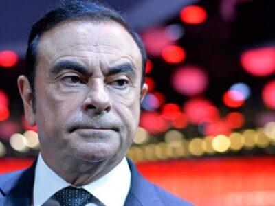 Dos estadounidenses confiesan haber ayudado en la fuga de Carlos Ghosn de Japón