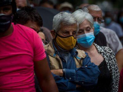 DOBLE LLAVE - Venezuela registra 1.033 nuevos casos y 11 muertos por Covid-19