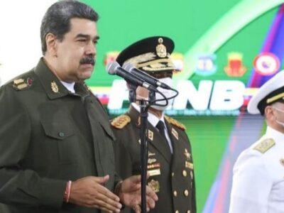 DOBLE LLAVE - Nicolás Maduro asegura que paramilitares colombianos operaban desde la Cota 905