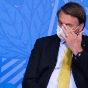Hospitalizan a Jair Bolsonaro por dolor abdominal