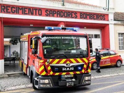 DOBLE LLAVE - Al menos 2 fallecidos y 11 heridos tras un incendio en el centro de Lisboa