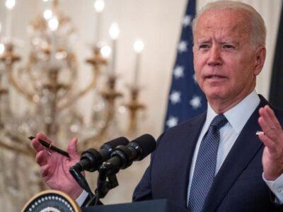 """Biden realizó una declaración de apoyo a las """"naciones cautivas"""" del mundo"""