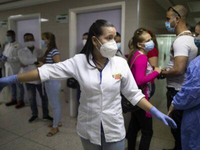 Doble Llave - Venezuela superó los 275.200 casos de Covid-19 tras 474 días de pandemia