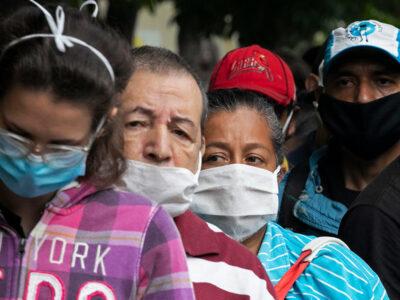 Doble Llave - Venezuela registró 1.190 nuevos contagios de Covid-19
