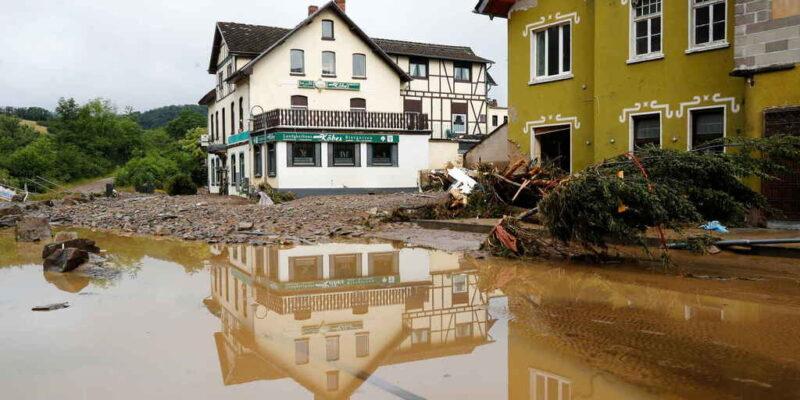 Aprueban € 200 millones para afectados por inundaciones en Alemania
