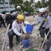 Concluyen las labores de búsqueda de fallecidos en el derrumbe del edificio de Miami