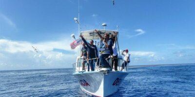 Embarcaciones con exiliados cubanos salieron este viernes desde Miami rumbo a la isla