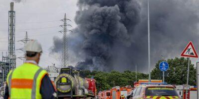 Explosión en planta química dejó 12 heridos en Alemania