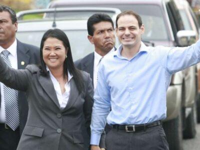Fiscalía de Perú abre nueva investigación contra el esposo de Fujimori