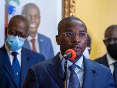 Joseph dimitirá y cederá el poder a Ariel Henry en Haití