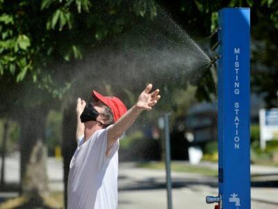 Nueva ola de calor extremo abrasa el suroeste de Estados Unidos