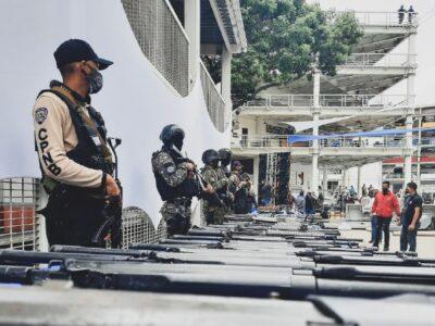 Operativos policiales continuarán en Caracas
