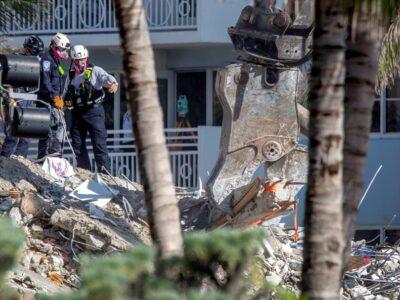 Doble Llave - Aumentan a 24 los fallecidos en el derrumbe de Surfside