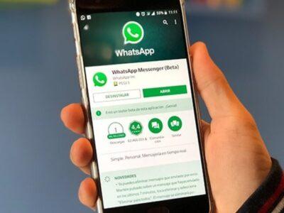 WhatsApp archivará las conversaciones individuales y grupales