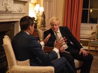Reino Unido reafirmó su apoyó a Guaidó en el caso del oro venezolano