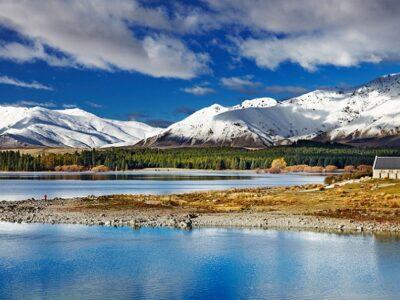 Nueva Zelanda es el mejor lugar para sobrevivir a un colapso climático