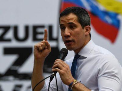 Guaidó denunció una persecución contra Voluntad Popular
