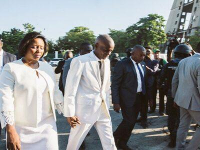 Después del magnicidio trasladaron a Miami a viuda del presidente de Haití para recibir tratamiento médico