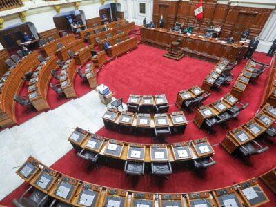 Un total de siete partidos peruanos pidió prorrogar la actual legislatura
