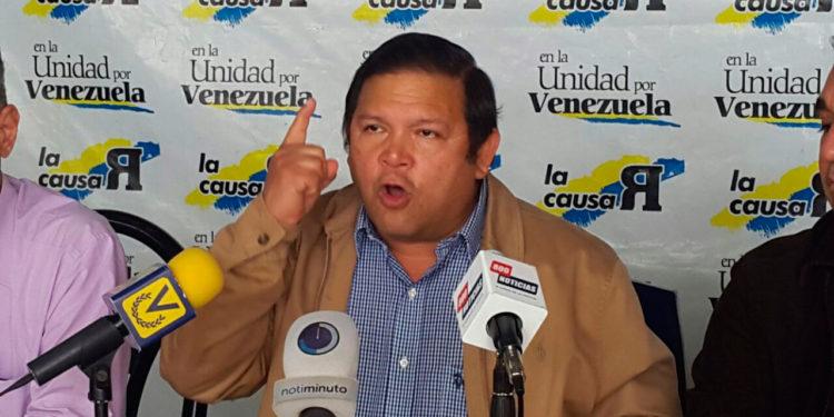 La Causa R enfatizó que no participará en las elecciones regionales