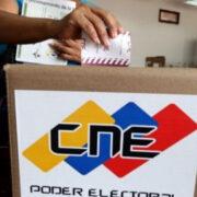 CNE y CEELA firmaron un acuerdo de acompañamiento para los próximos comicios