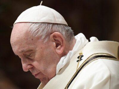 El papa Francisco pidió un dialogo en Cuba