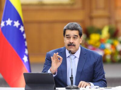 Doble Llave - Nicolás Maduro reitera compromiso con la FAO para garantizar la alimentación
