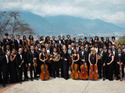 """Orquesta Sinfónica """"Gran Mariscal de Ayacucho"""" ofrecerá concierto benéfico en el Humboldt"""