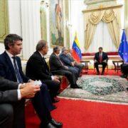 "Grupo de Contacto pidió ""buena fe"" para solucionar la crisis venezolana"