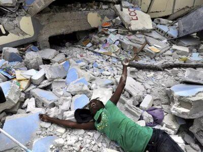 DOBLE LLAVE - Se registró terremoto de 7.2 grados en Haití