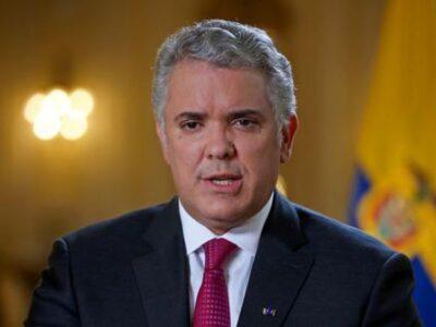Duque rechazó la propuesta de crear un comando antinmigración en Bogotá