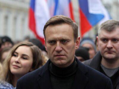 Anuncian nueva acusación penal contra el opositor ruso Alexei Navalny